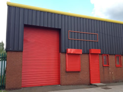 Roller Shutter Repairs Keighley