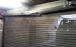 Steel Roller Shutter Repairs Keighley