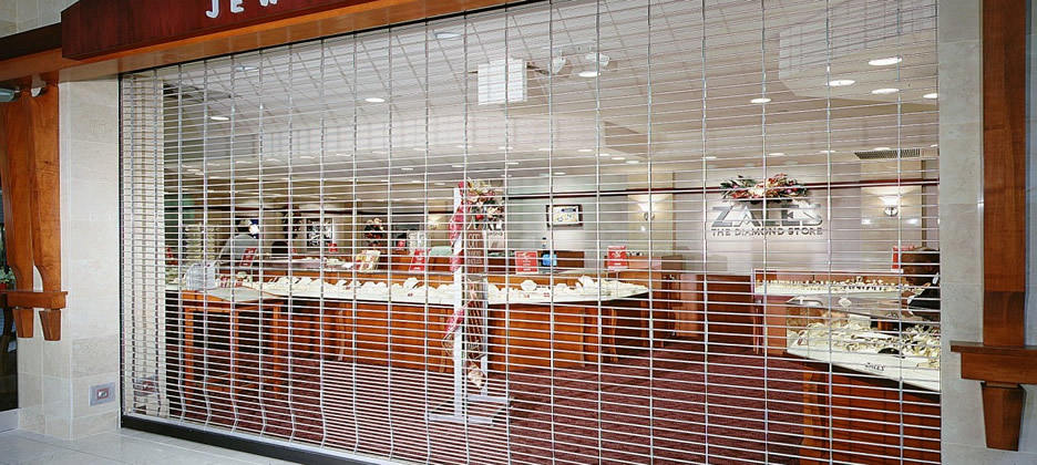 Retail Security Grilles Keighley