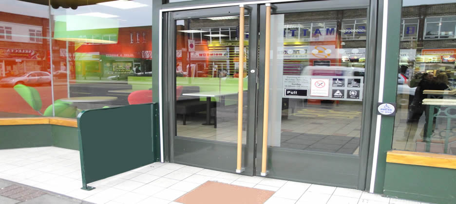 Assisted Automatic Doors Keighley