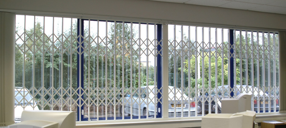 Window Security Grilles Keighley
